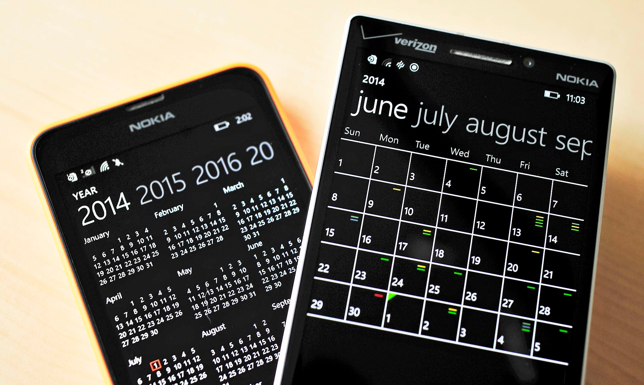 New Calendar Windows Phone 81 Ten Tricks For Checking Your Phone Less Fix For The Botched Calendar App On Windows Phone 81 Is