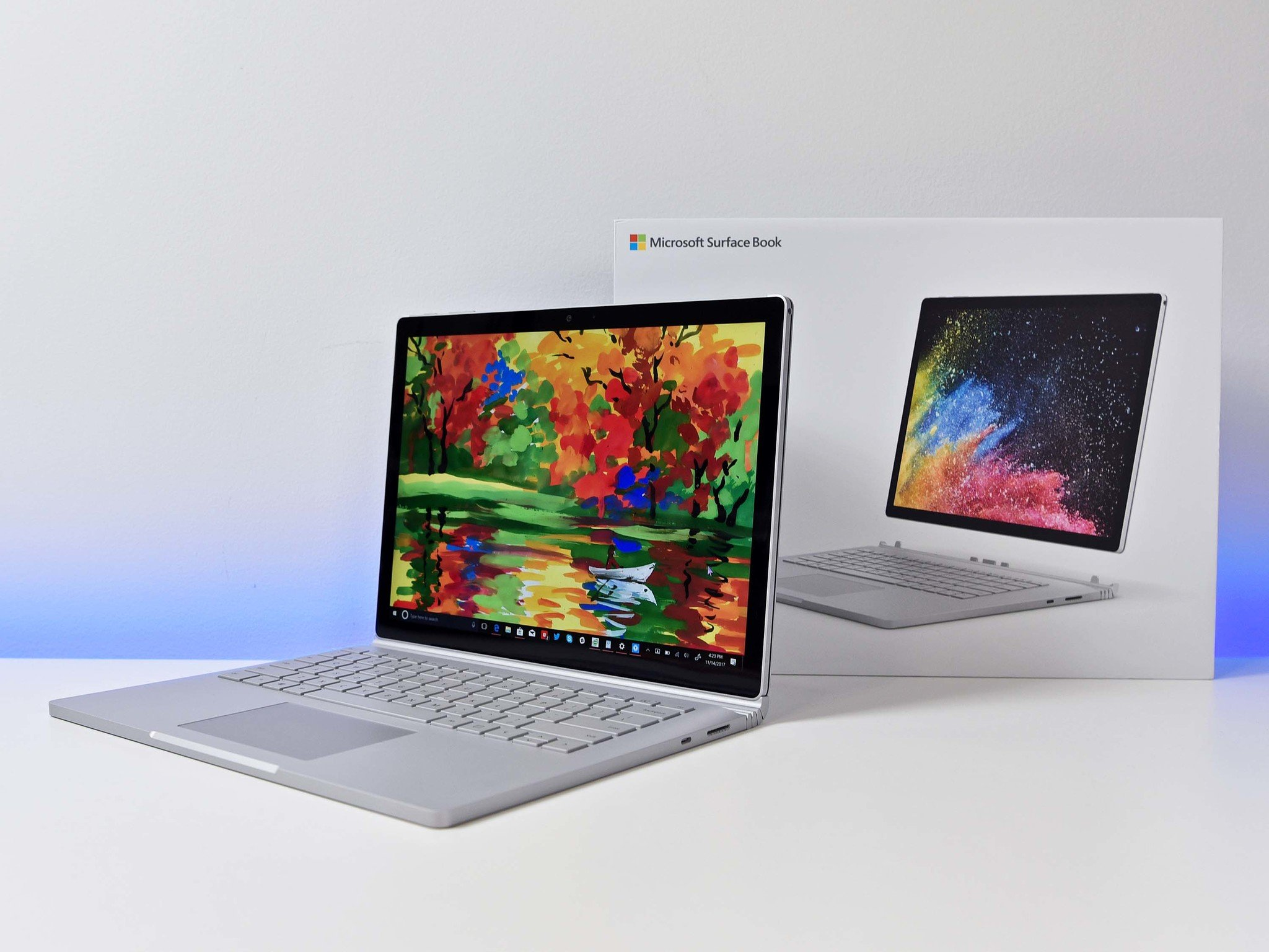 Fall Wallpaper Photos Microsoft Surface Book 2 13 Inch Review A Good Thing Made Great