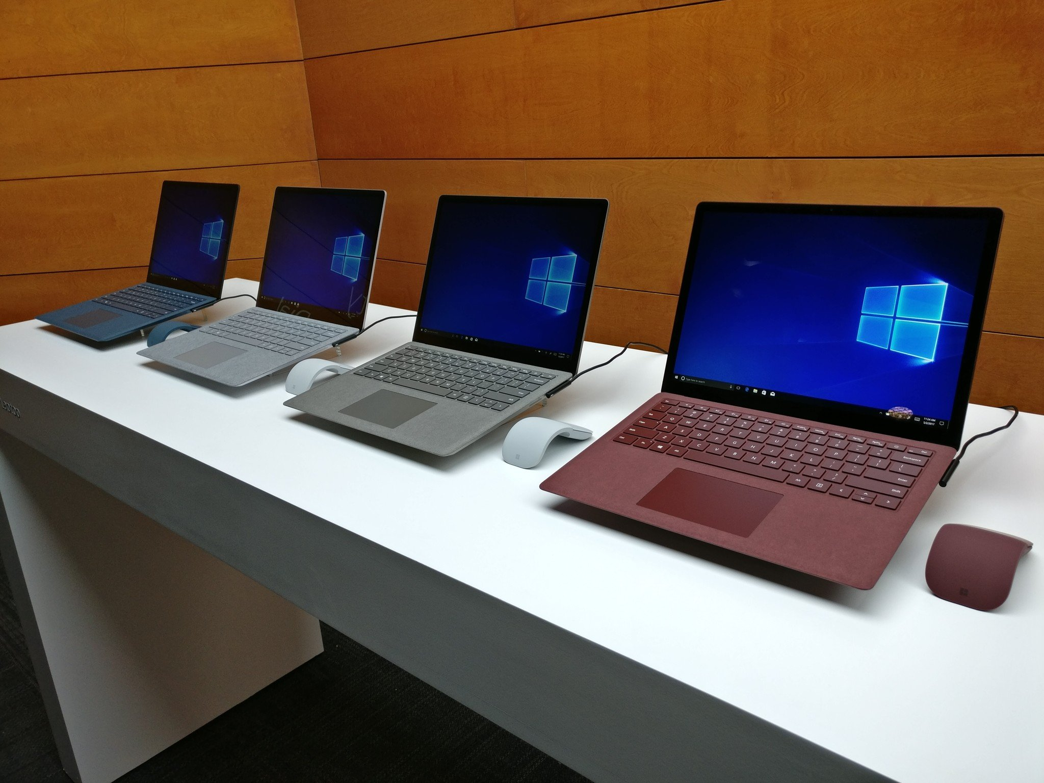 surface laptop vs macbook pro tech spec smackdown