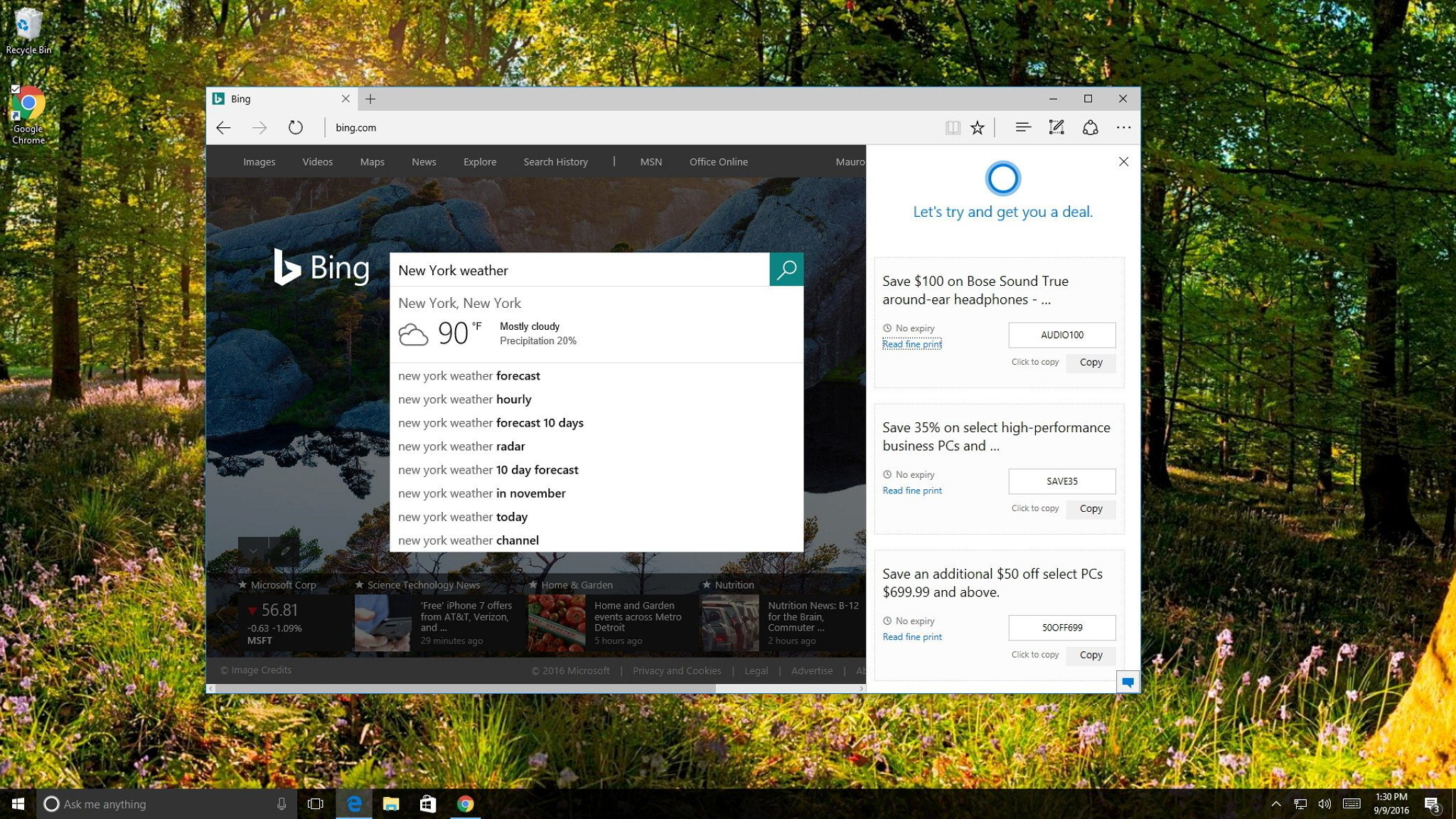 How To Allow & Block Website Cookies In Microsoft Edge Cortana Is One Of  The Biggest Features On Windows 10 The Digital Assistant Can Quickly Help