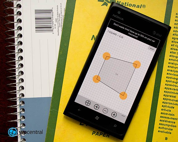 Windows Phone App Review DrawPlan Windows Central