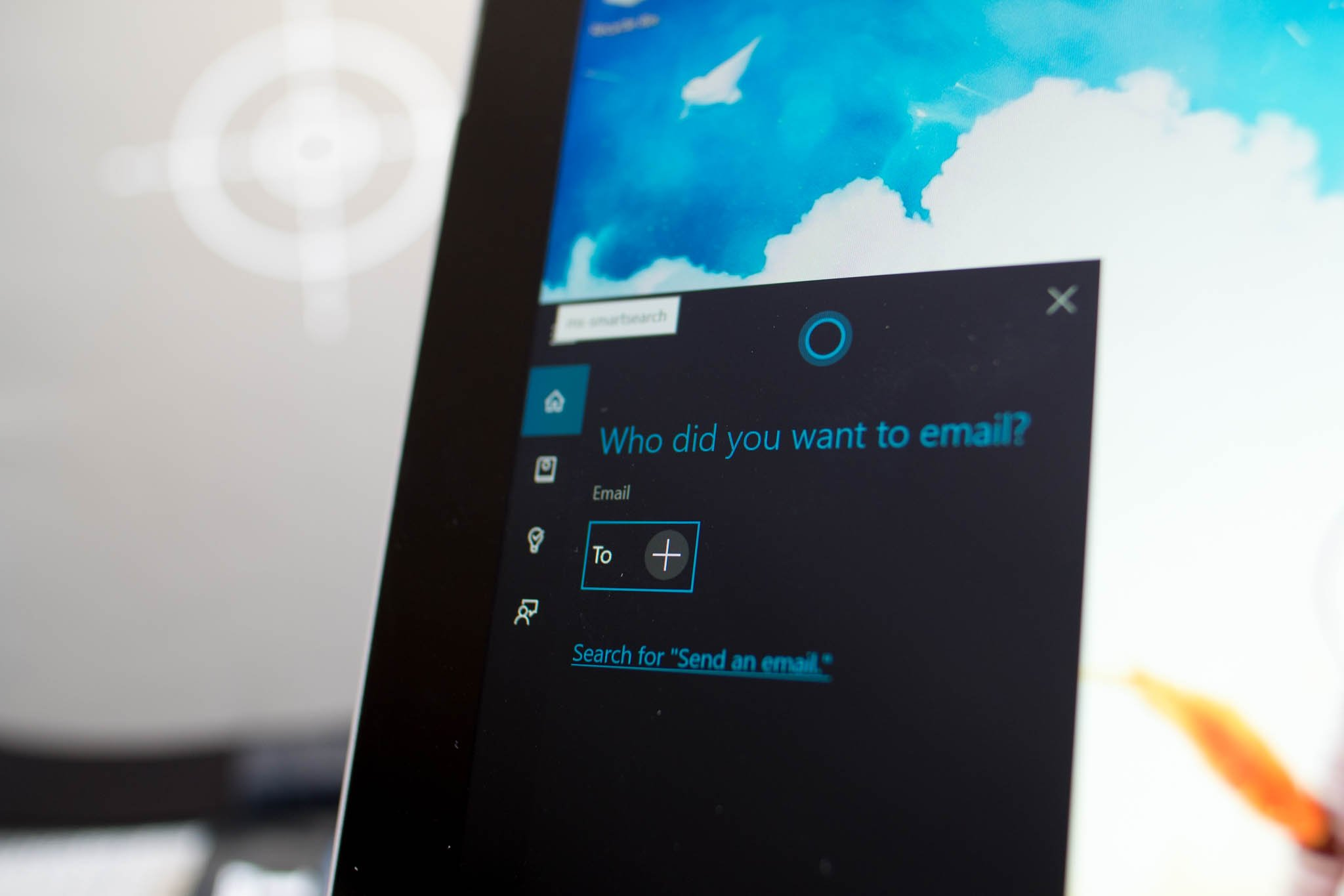 How To Send An Email With Cortana On Windows 10 Download How To Set Up An