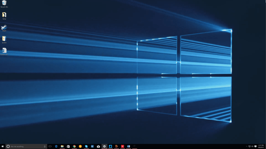 How to get an animated desktop in Windows 10 with DeskScapes 8