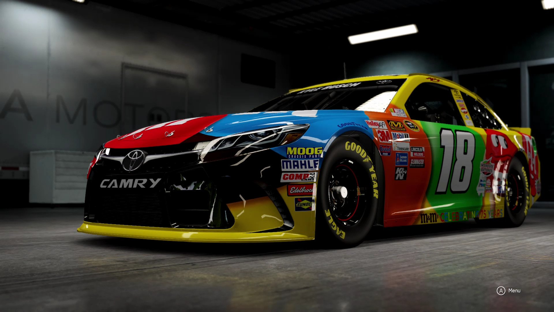 Wallpaper Mobil Sport Hd Review Forza Motorsport 6 Nascar Expansion Is A Great