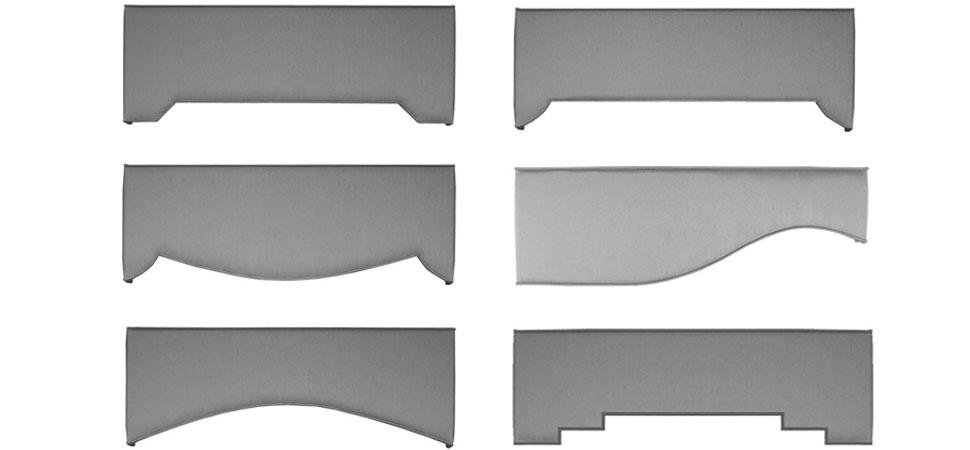 Custom Window Cornice Boards I Cornice Valance