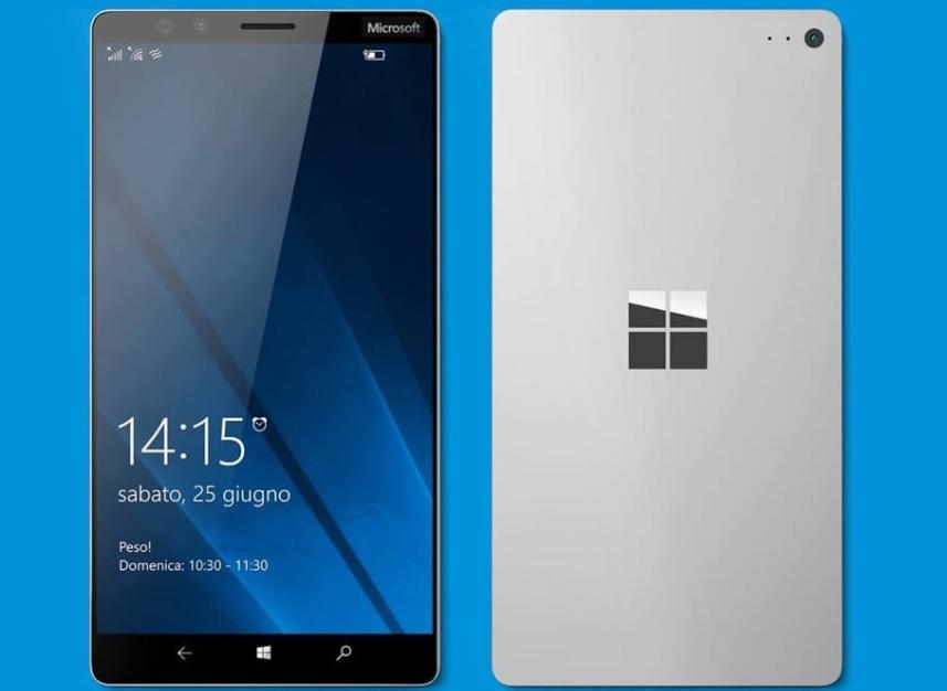 Microsoft\u0027s foldable Windows 10 phone won\u0027t support Win32 apps initially