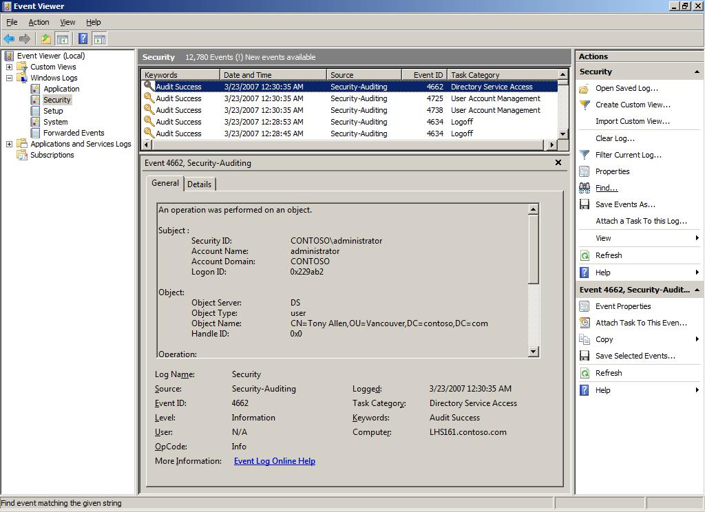 Introducing Windows Server 2008 - Chapter 7 Active Directory