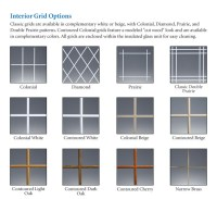 Replacement Interior Grids, Replacement Windows Classic ...