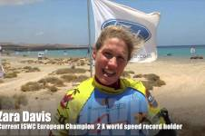 DUNKERBECK GPS SPEED CHALLENGE 2015 VIDEO