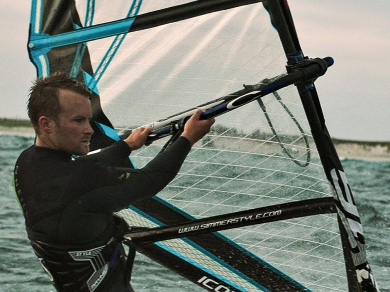 WINDSURFER – WILLIAM'S STORY