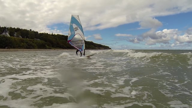 BALTIC SEA WINDSURFING
