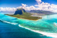 Mauritius - 5 things - Aerial 960px