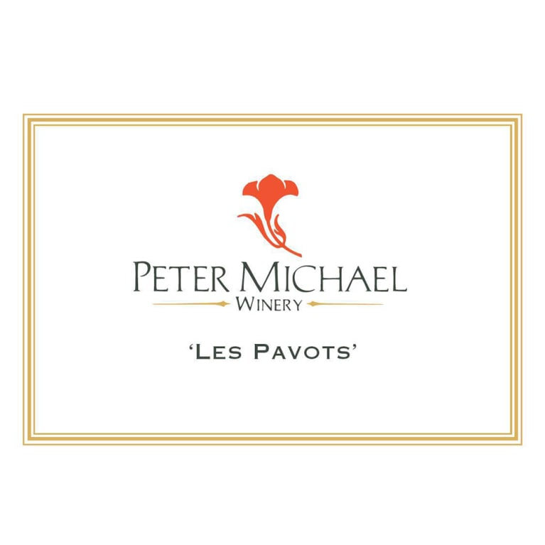 Peter Michael Les Pavots 2014 Wine