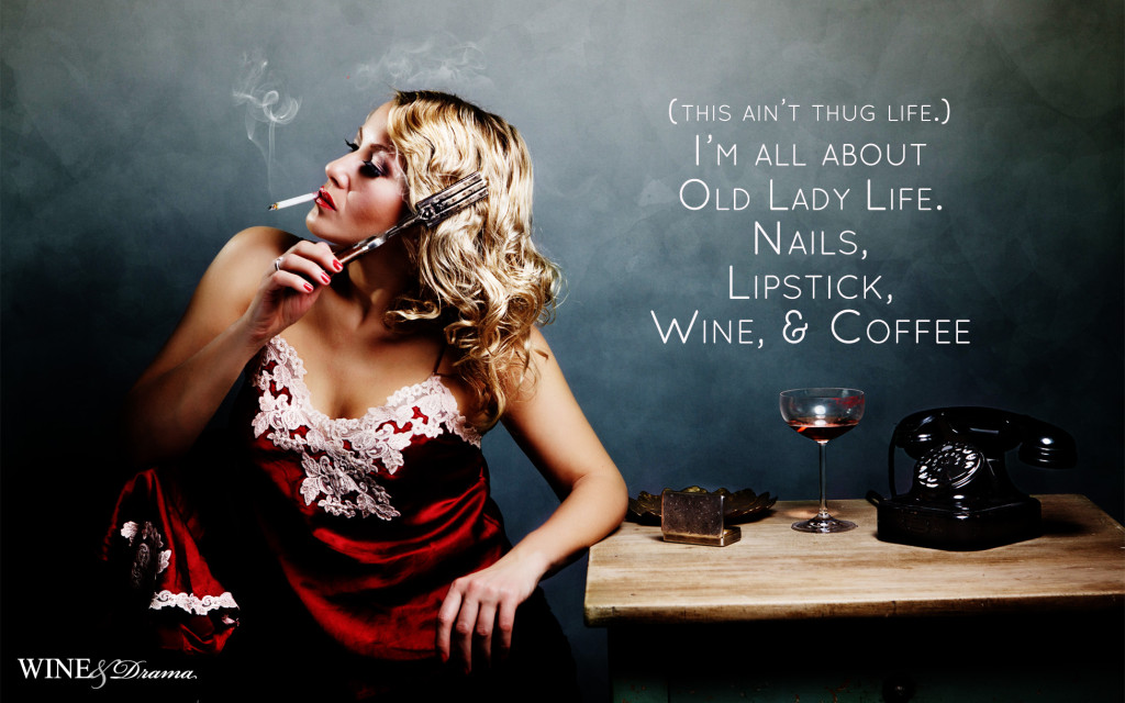 Girl Drinking Alcohol Wallpaper Old Lady Life Free Desktop Amp Tablet Wallpapers Wine