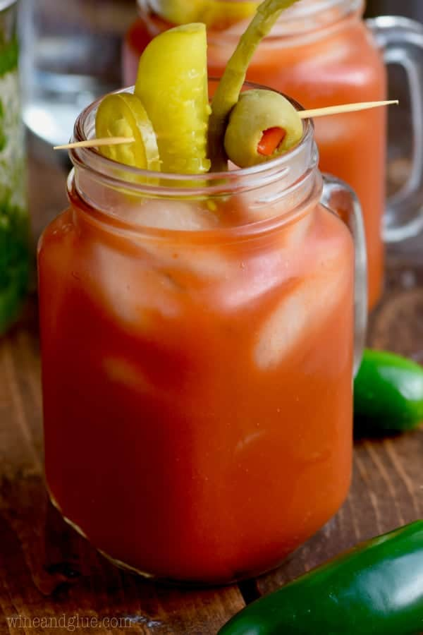 Jalapeño Bloody Mary - Wine \ Glue - city of sunrise jobs
