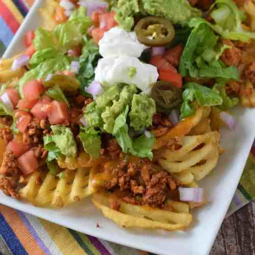 Medium Crop Of How To Make Waffle Fries