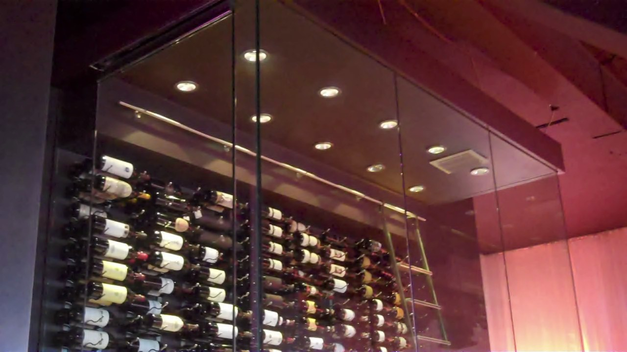 Custom Wine Cellars Florida Wine Cellar International