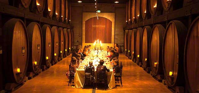 Boutique napa valley wineries wine country getaways for Boutique getaways