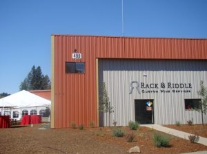 Rack & Riddle exterior