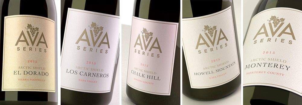 AVA Label series