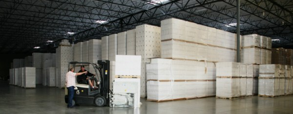 Warehouse forklift 920