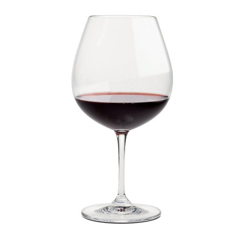 Medium Of Rubber Wine Glasses
