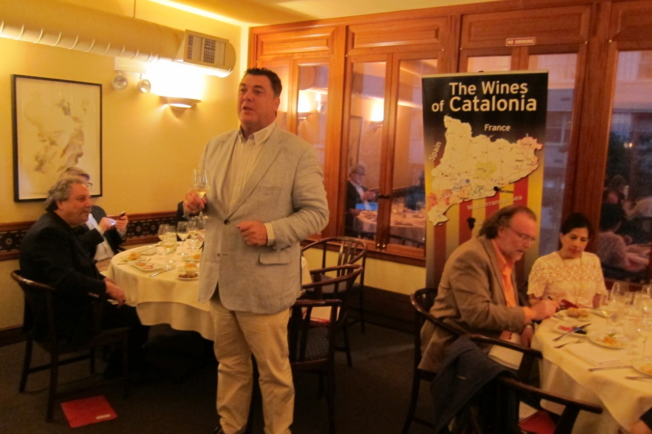 The Catalonia Wine Event at Solera Restaurant