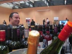 Besay at Workshop Buyer meets Spanish Cellar 2011