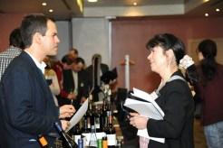 Buyer meets Iberian Cellar 2012 Hotel Estela
