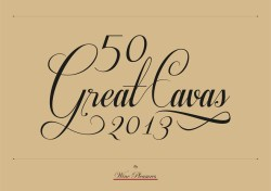 50 Great Cavas 2013