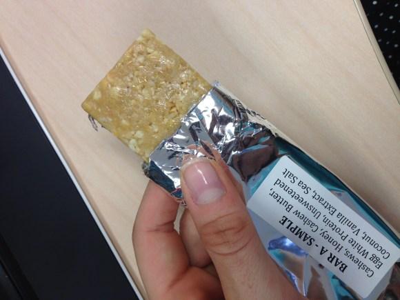 amrapnutrition bar