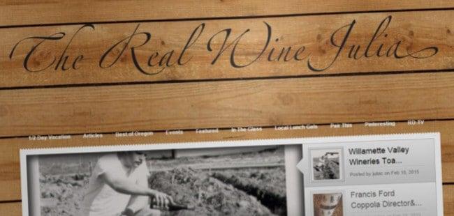 The Real Wine Julia
