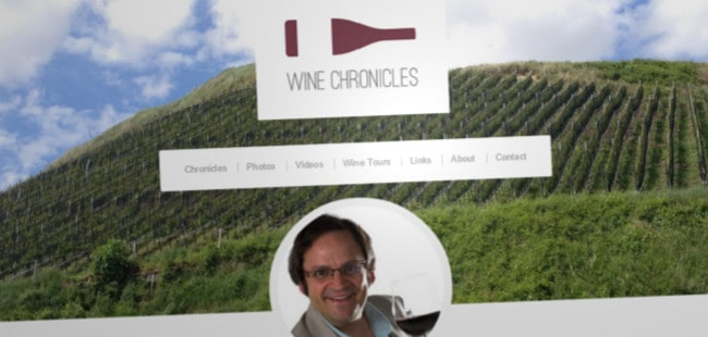 Wine Chronicles