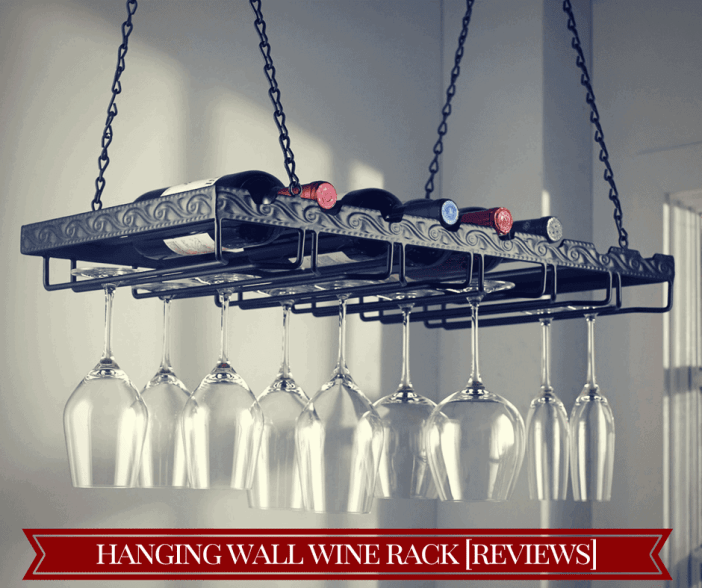 Hanging Wall Wine Rack [Reviews]
