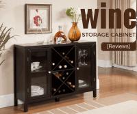 Wine Storage Cabinet Reviews - Wine Turtle