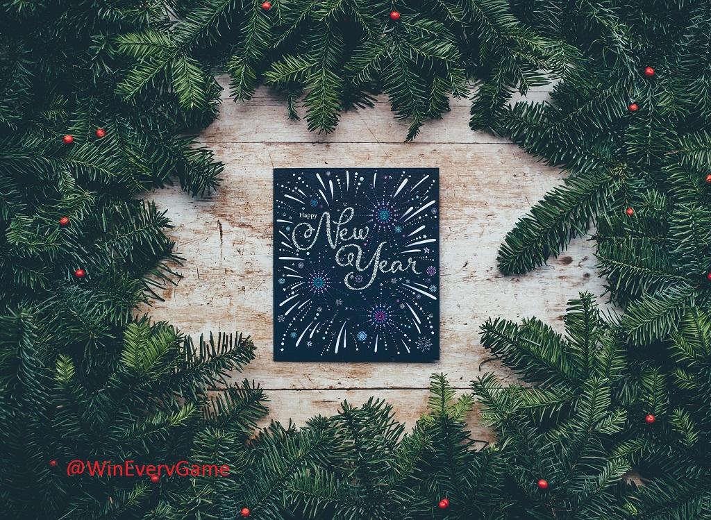 New Year\u0027s Words - WinEveryGame
