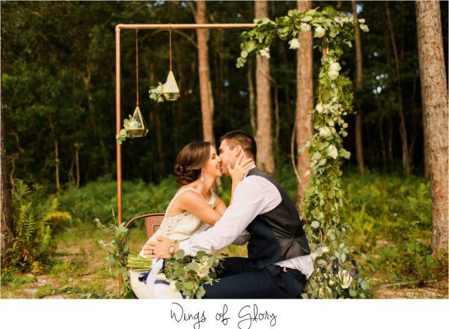 Hasting Ranch Wedding Saint Cloud Florida Wedding