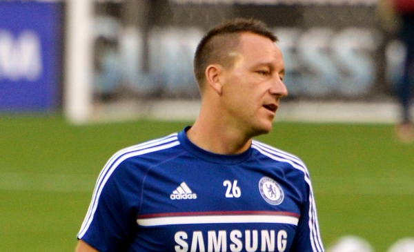 John Terry has been in magnificent form for Chelsea this season
