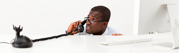 how to overcome the fear of cold calls