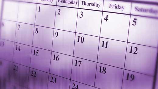 Calendars - Winona State University