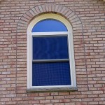 Custom Double Hung tilt window