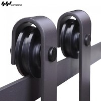 WinSoon Modern 4-Doors Bypass Sliding Barn Door Hardware ...