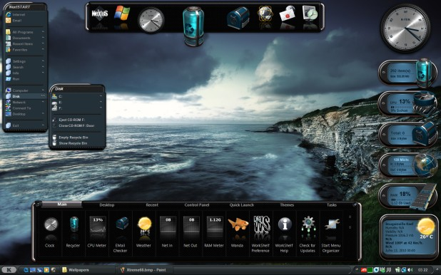 3d Animated Wallpaper For Windows 7 Ultimate Free Download Winstep Desktop Themes
