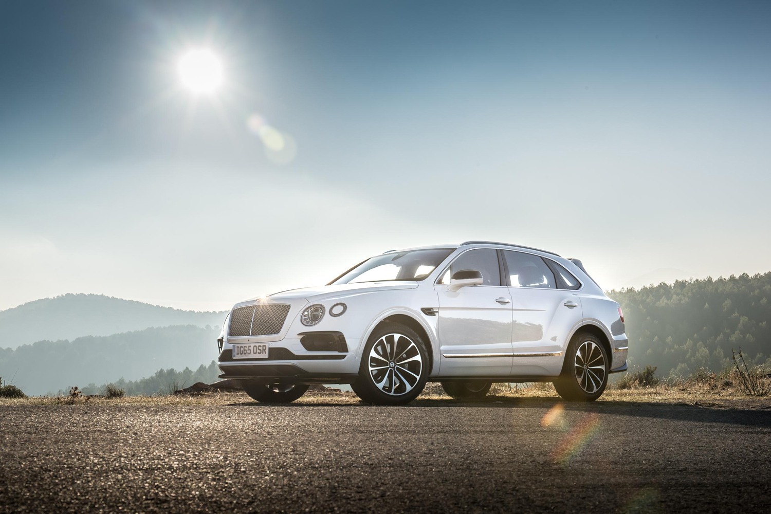 Fastest Car In The World Wallpaper Hd Bentley Bentayga Fastest Most Luxurious Suv For A While
