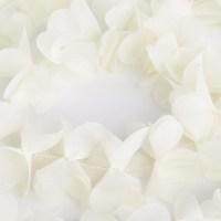 2 Yards 3D Ivory Flower Chiffon Petals Trim Lace Trimmings ...