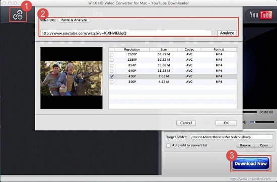 How to download youtube video mac el capitan ltt free youtube downloader for mac os x 1010 ccuart Choice Image