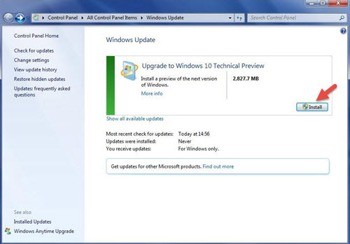 Windows 10 How to Upgrade from Windows 7 to Windows 10