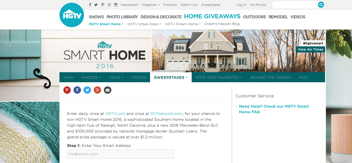 Beautiful Home Decorating Sweepstakes Contemporary   Backlot