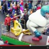 Sehr interessantes, tricktechnisch bearbeitetes Video vom Rosenmontagsumzug in Mainz .