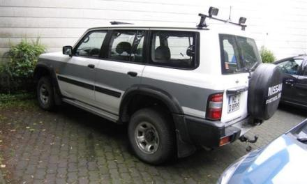 Gestohlenes Einsatzfahrzeug der DLRG Ingelheim ist gefunden